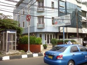 Kantor Pusat Foredi di Tomang Raya