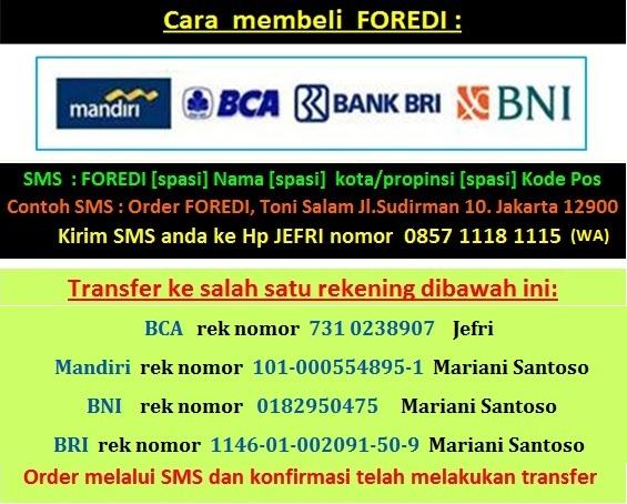 apotek obat kuat FOREDI asli di Jakarta apotik online kirim ke seluruh Indonesia HP/WA Jefri 0857 1118 1115