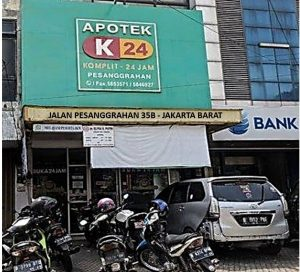 Apotek Pesanggrahan - Jakarta Barat